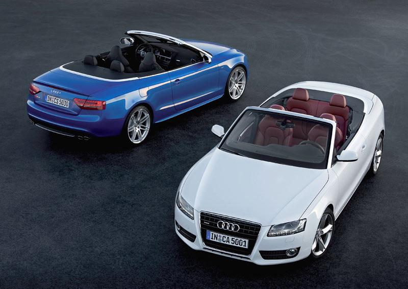 Za volantem: Audi A5 Cabriolet: - fotka 21