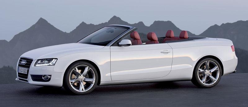 Za volantem: Audi A5 Cabriolet: - fotka 22