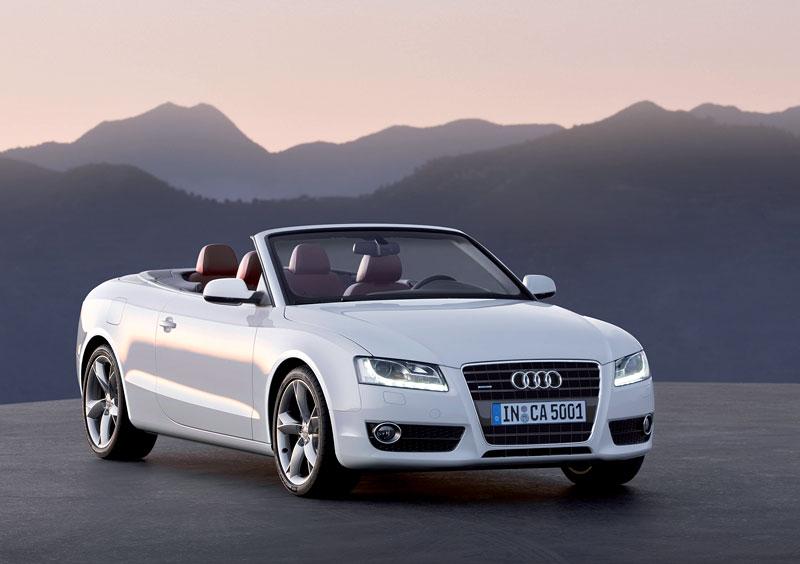 Za volantem: Audi A5 Cabriolet: - fotka 23