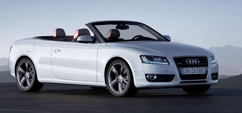 Za volantem: Audi A5 Cabriolet: - fotka 25