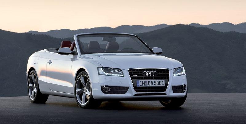 Za volantem: Audi A5 Cabriolet: - fotka 27