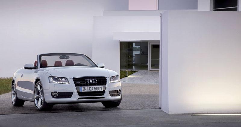 Za volantem: Audi A5 Cabriolet: - fotka 29