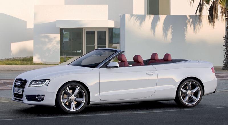 Za volantem: Audi A5 Cabriolet: - fotka 30