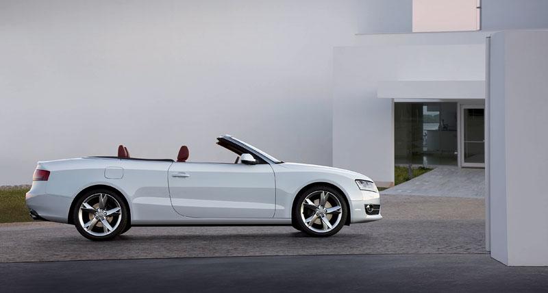 Za volantem: Audi A5 Cabriolet: - fotka 31