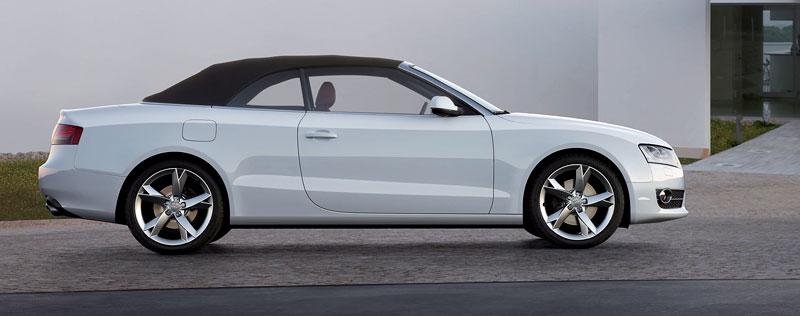 Za volantem: Audi A5 Cabriolet: - fotka 32