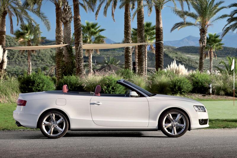 Za volantem: Audi A5 Cabriolet: - fotka 33