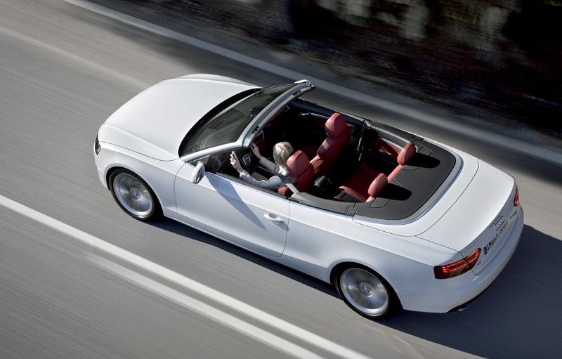 Za volantem: Audi A5 Cabriolet: - fotka 36