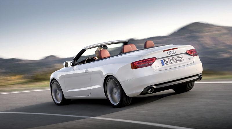 Za volantem: Audi A5 Cabriolet: - fotka 38
