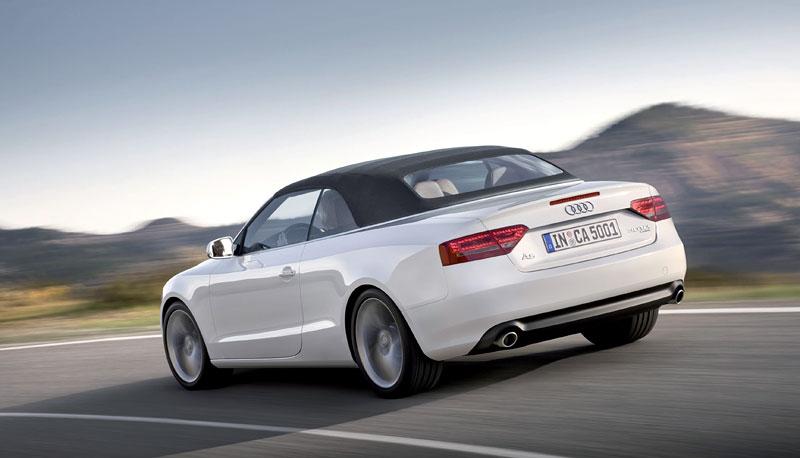 Za volantem: Audi A5 Cabriolet: - fotka 40