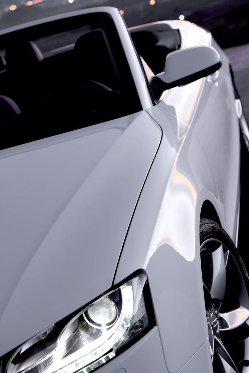 Za volantem: Audi A5 Cabriolet: - fotka 44