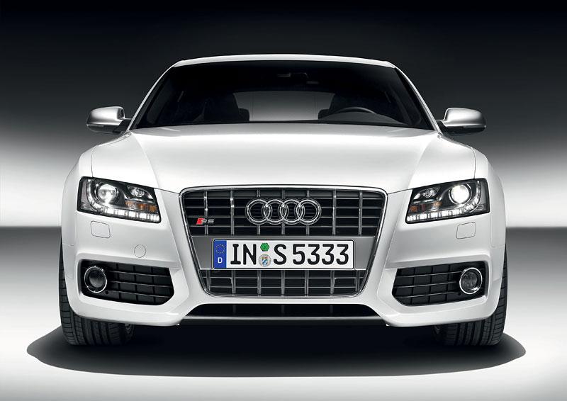 Audi S5 Sportback: ostrá verze čtyřdveřového kupé: - fotka 2