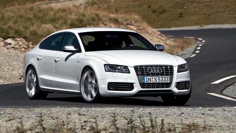 Audi S5 Sportback: ostrá verze čtyřdveřového kupé: - fotka 3