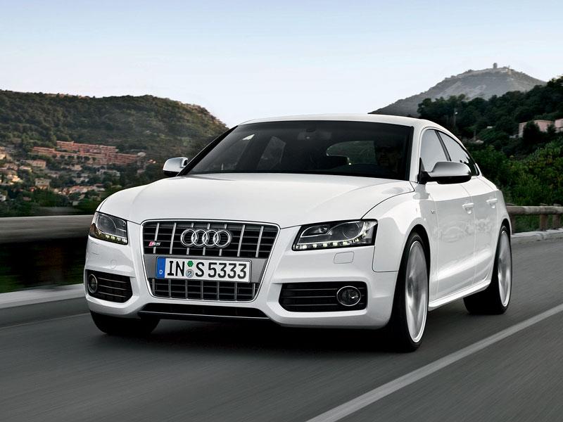 Audi S5 Sportback: ostrá verze čtyřdveřového kupé: - fotka 4