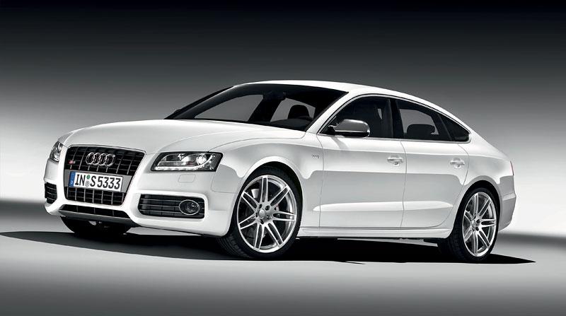 Audi S5 Sportback: ostrá verze čtyřdveřového kupé: - fotka 5