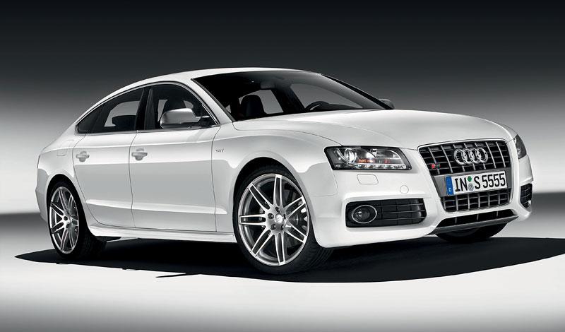 Audi S5 Sportback: ostrá verze čtyřdveřového kupé: - fotka 6