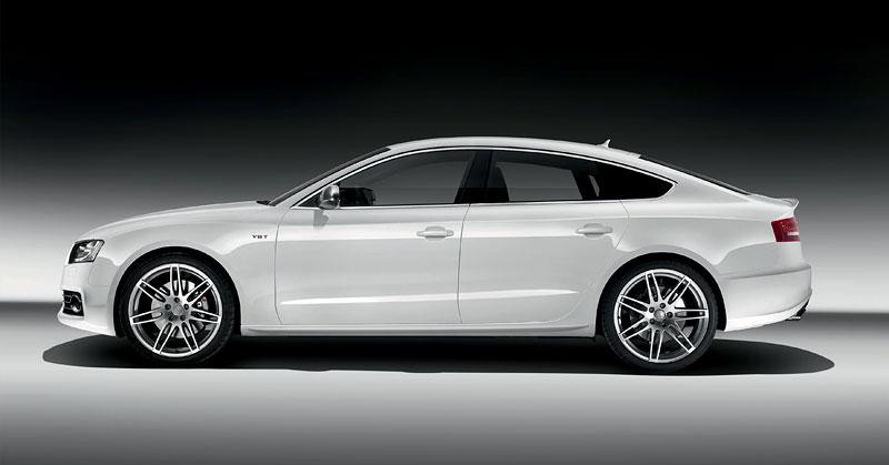Audi S5 Sportback: ostrá verze čtyřdveřového kupé: - fotka 7