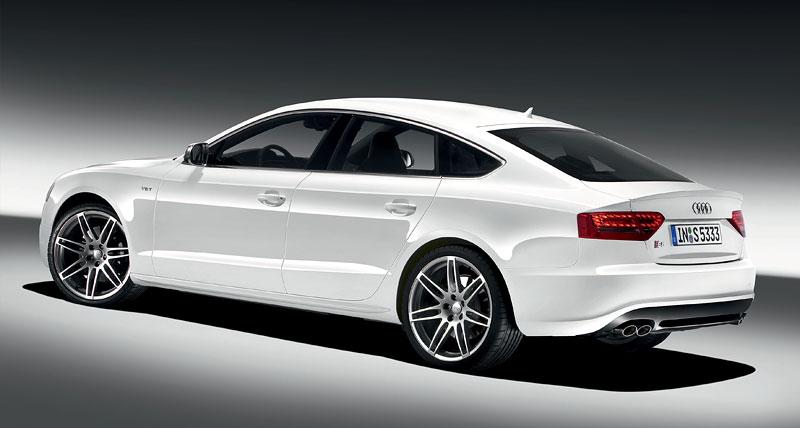Audi S5 Sportback: ostrá verze čtyřdveřového kupé: - fotka 8