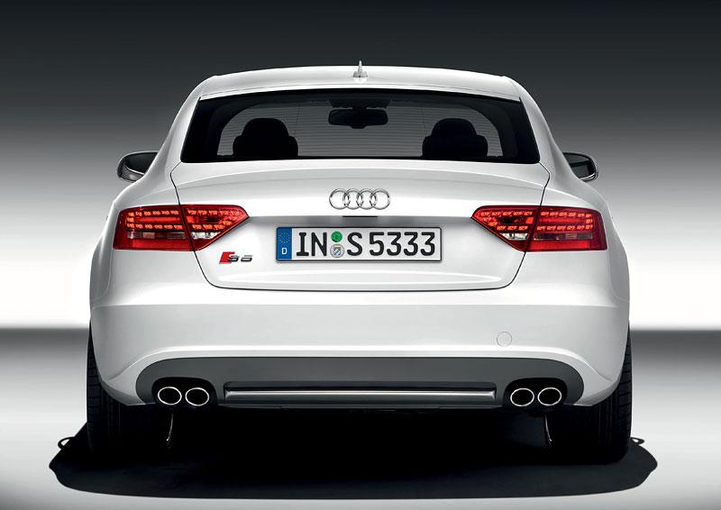 Audi S5 Sportback: ostrá verze čtyřdveřového kupé: - fotka 9