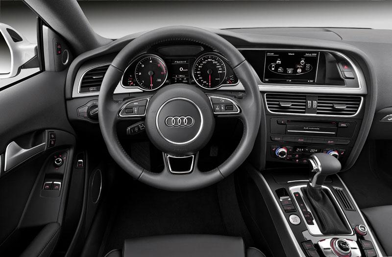 Audi A5 prodělalo facelift a dostalo nové motory: - fotka 1