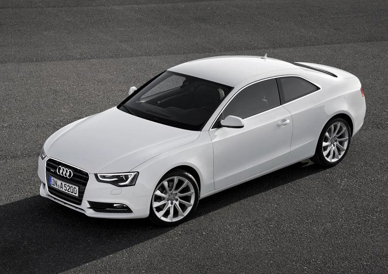 Audi A5 prodělalo facelift a dostalo nové motory: - fotka 5