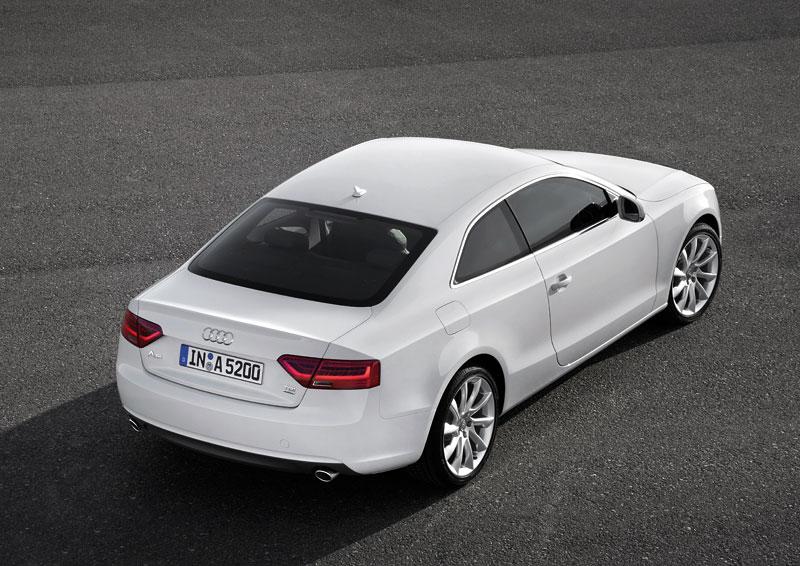 Audi A5 prodělalo facelift a dostalo nové motory: - fotka 6