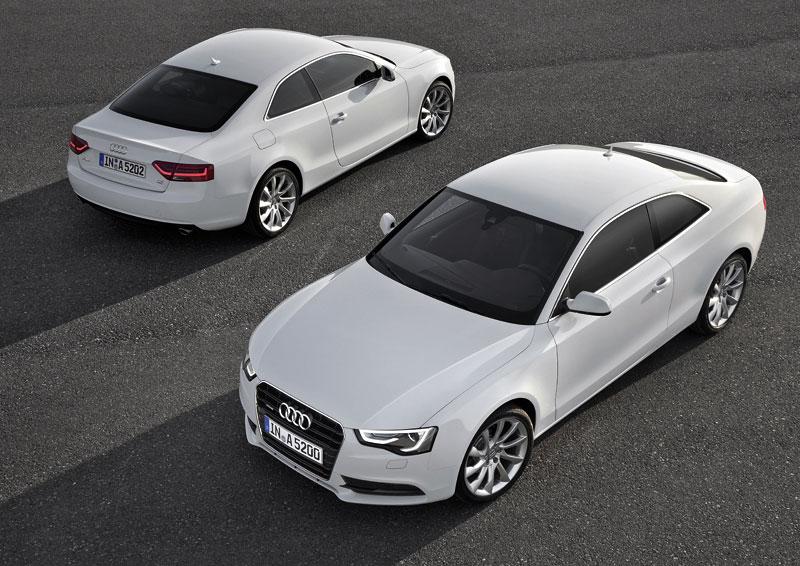 Audi A5 prodělalo facelift a dostalo nové motory: - fotka 9