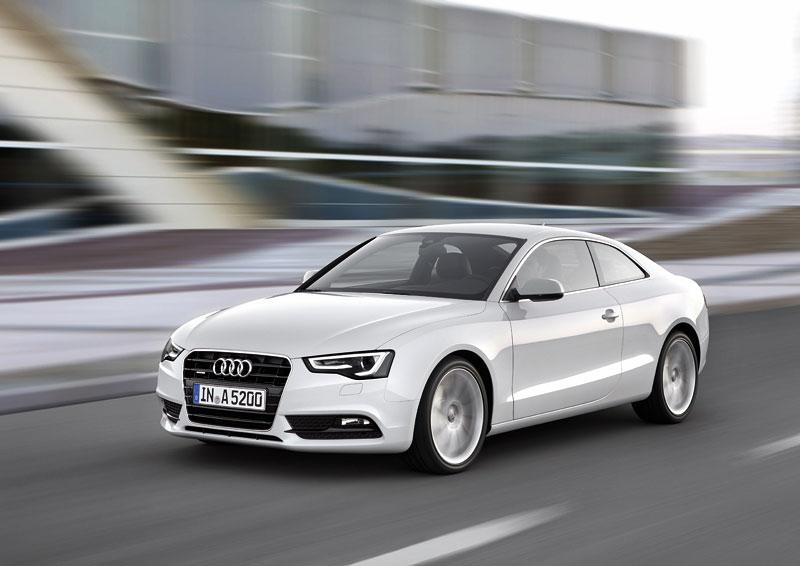 Audi A5 prodělalo facelift a dostalo nové motory: - fotka 10