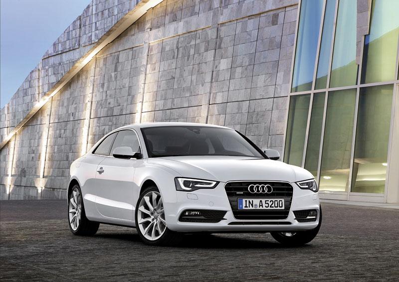 Audi A5 prodělalo facelift a dostalo nové motory: - fotka 11