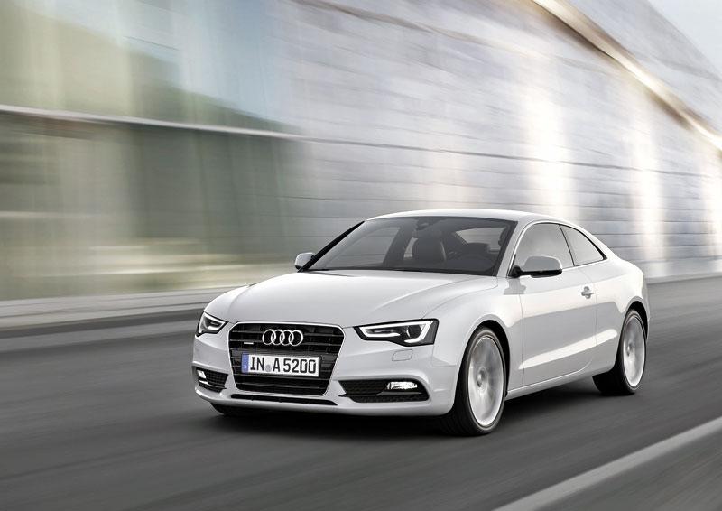 Audi A5 prodělalo facelift a dostalo nové motory: - fotka 12