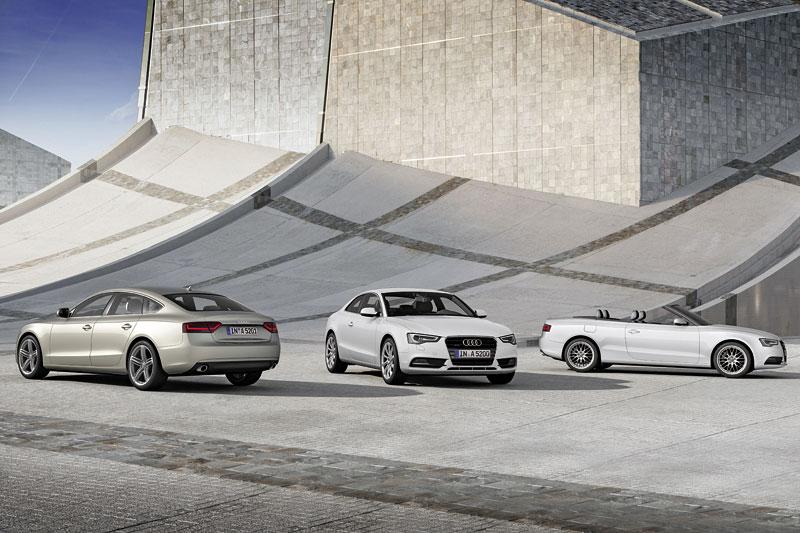 Audi A5 prodělalo facelift a dostalo nové motory: - fotka 18