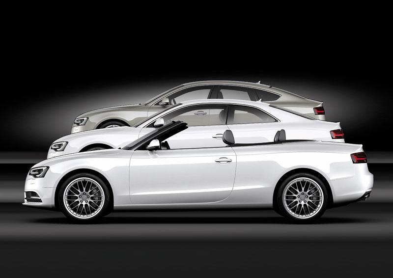 Audi A5 prodělalo facelift a dostalo nové motory: - fotka 19