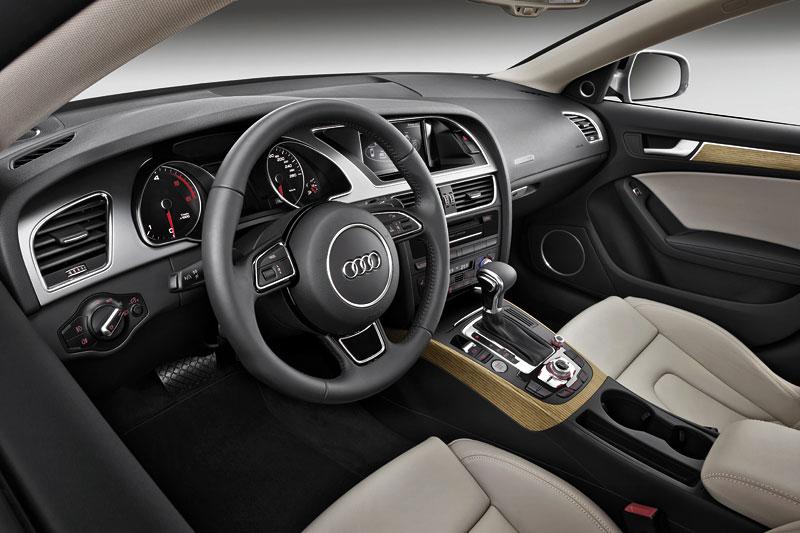 Audi A5 prodělalo facelift a dostalo nové motory: - fotka 20