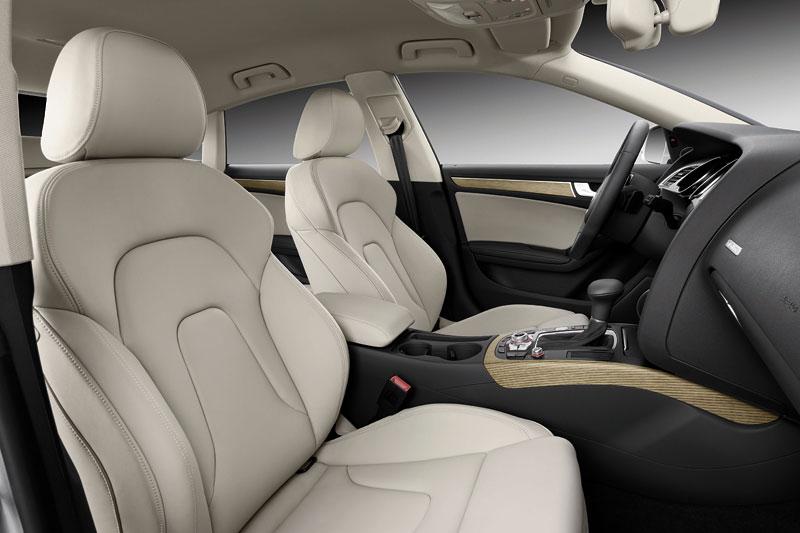 Audi A5 prodělalo facelift a dostalo nové motory: - fotka 21