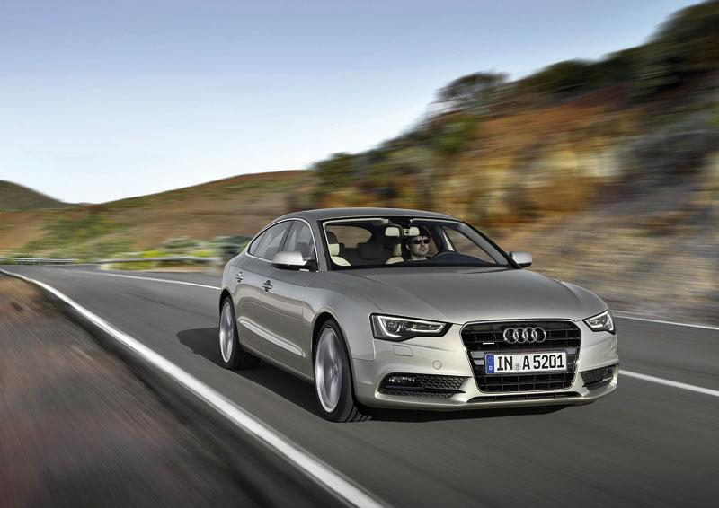 Audi A5 prodělalo facelift a dostalo nové motory: - fotka 26