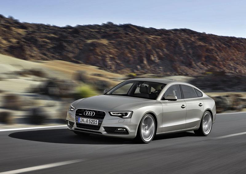 Audi A5 prodělalo facelift a dostalo nové motory: - fotka 27