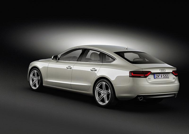 Audi A5 prodělalo facelift a dostalo nové motory: - fotka 31
