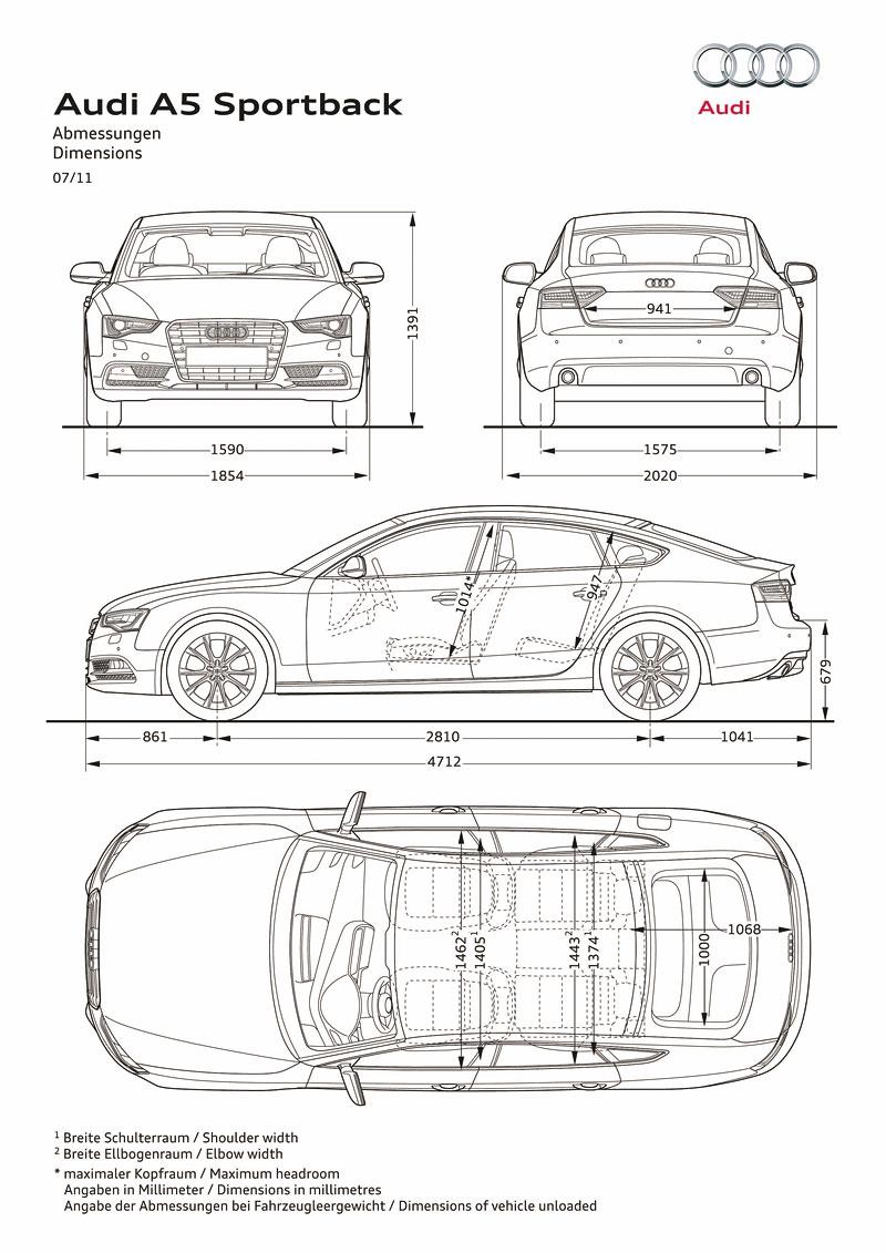 Audi A5 prodělalo facelift a dostalo nové motory: - fotka 36