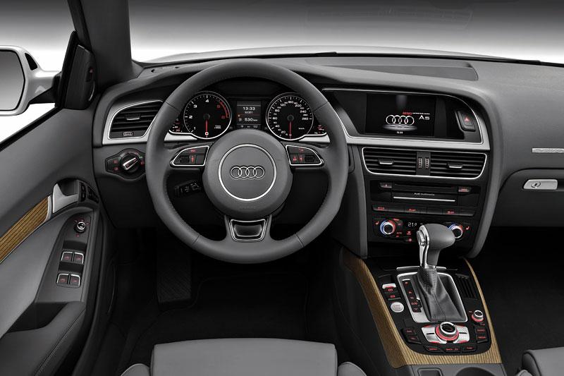 Audi A5 prodělalo facelift a dostalo nové motory: - fotka 37