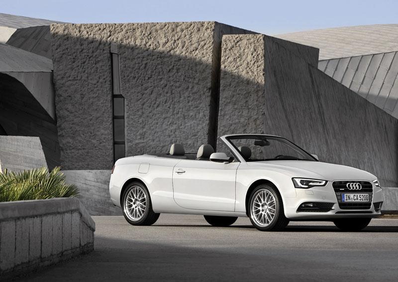 Audi A5 prodělalo facelift a dostalo nové motory: - fotka 41