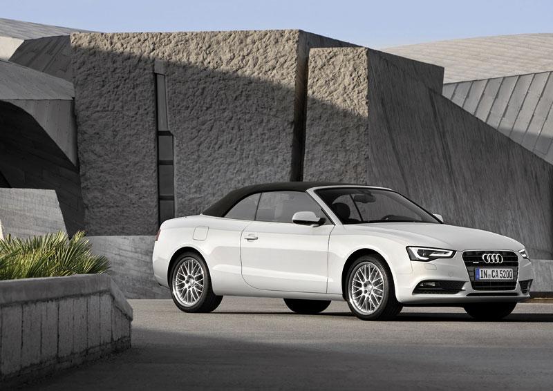 Audi A5 prodělalo facelift a dostalo nové motory: - fotka 43