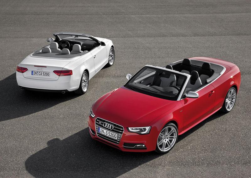 Audi A5 prodělalo facelift a dostalo nové motory: - fotka 46