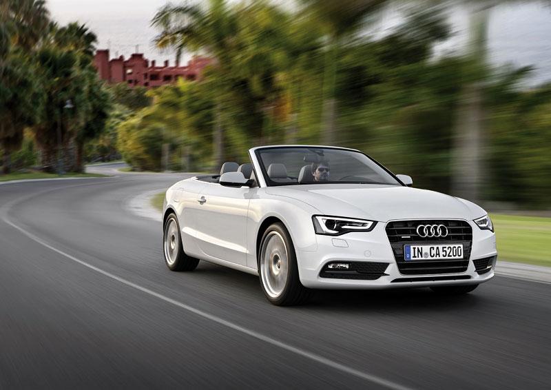 Audi A5 prodělalo facelift a dostalo nové motory: - fotka 47