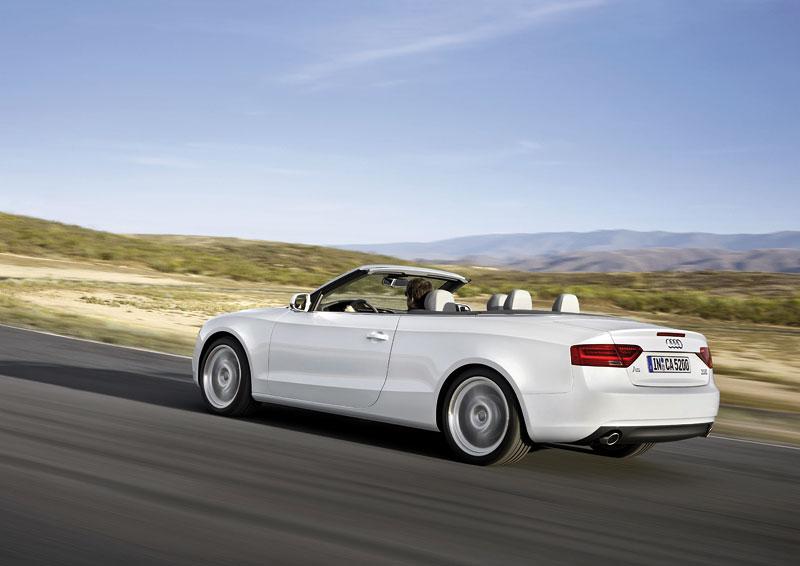 Audi A5 prodělalo facelift a dostalo nové motory: - fotka 54