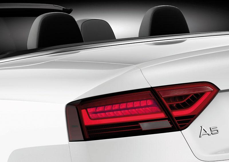 Audi A5 prodělalo facelift a dostalo nové motory: - fotka 57