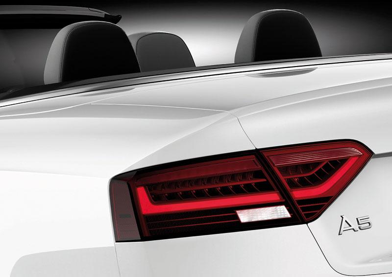 Audi A5 prodělalo facelift a dostalo nové motory: - fotka 58