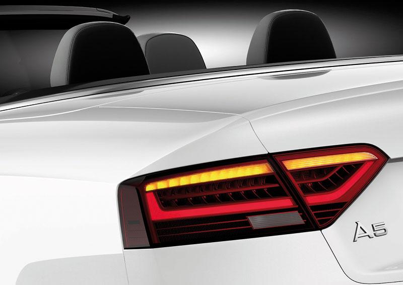 Audi A5 prodělalo facelift a dostalo nové motory: - fotka 59