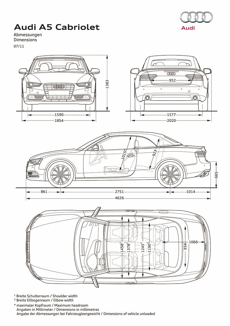 Audi A5 prodělalo facelift a dostalo nové motory: - fotka 61