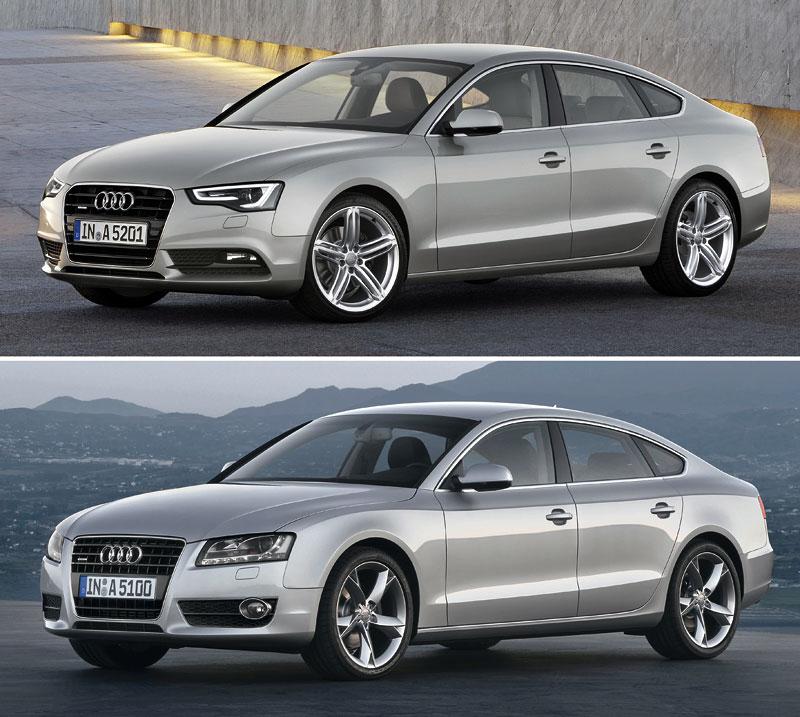 Audi A5 prodělalo facelift a dostalo nové motory: - fotka 63