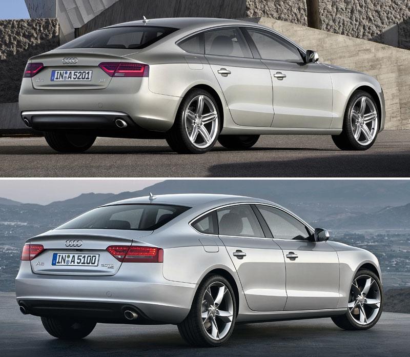 Audi A5 prodělalo facelift a dostalo nové motory: - fotka 64