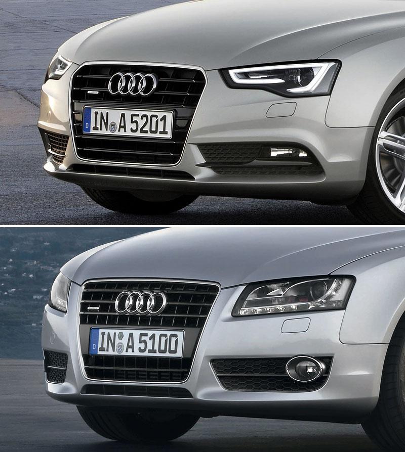 Audi A5 prodělalo facelift a dostalo nové motory: - fotka 65